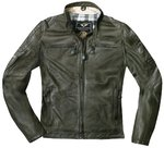 Black-Cafe London Schiras Motorrad Lederjacke