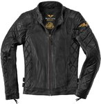 Black-Cafe London Gorgan Veste de moto en cuir