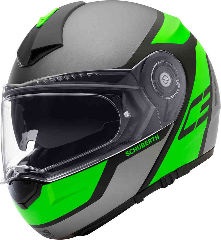 Schuberth S2 Review >> Click to zoom