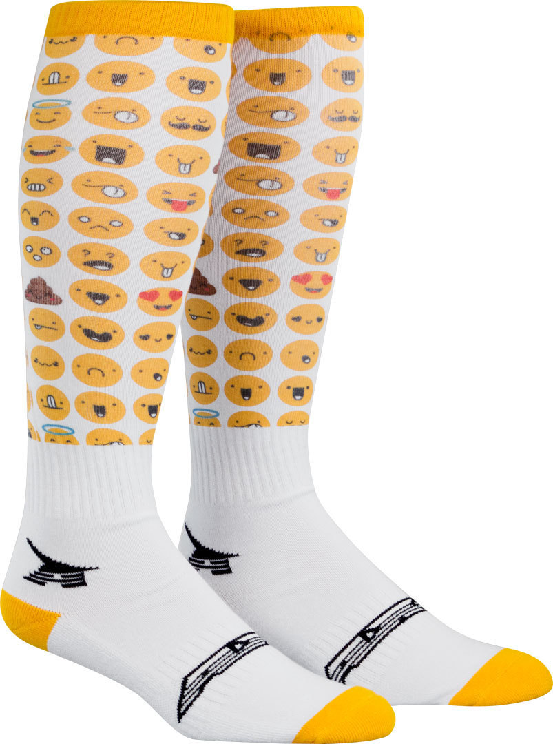 axo-offroad-socks-yellow-one-size