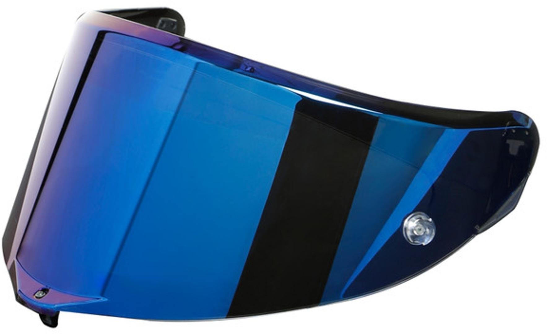 AGV Race 3 Visier, blau, blau RC Modellbau