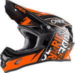 Oneal 3Series Fuel Kids Motocross Helmet