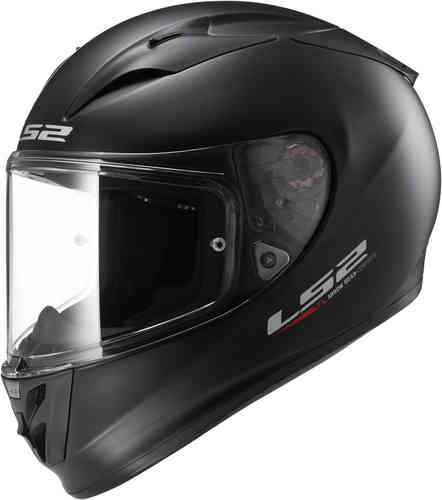 Image of LS2 FF323 Arrow R Evo Casco Nero opaco S (55/56)