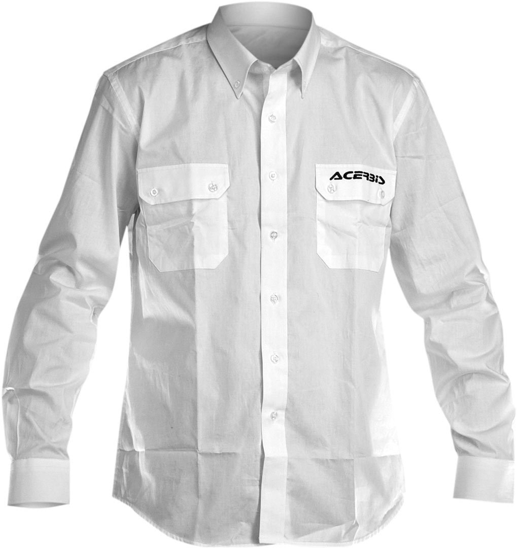 acerbis-corporate-shirt-white-xl