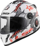 LS2 FF392 Machine Kids Helmet