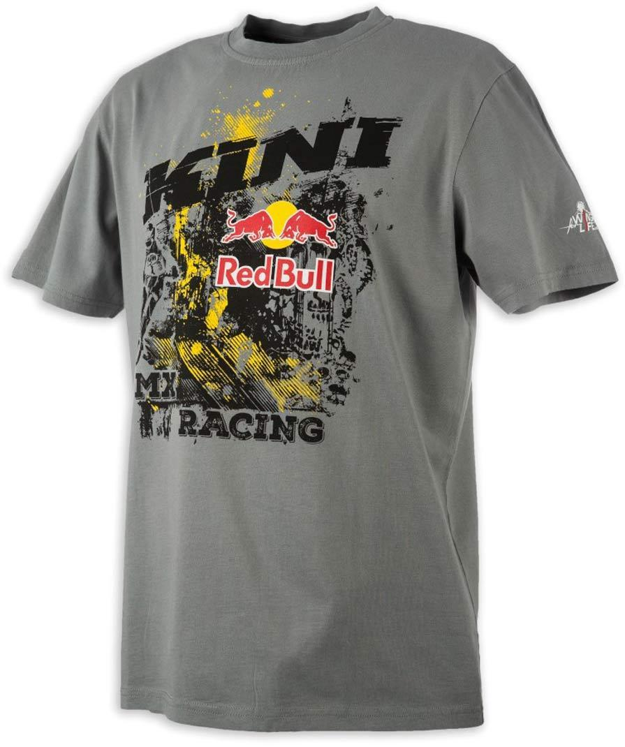 Kini Red Bull Underworld T-Shirt 3L1017422