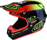 Troy Lee Designs SE4 MIPS Team Edition Crosshelm
