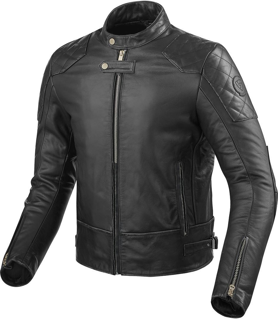 Revit Lane Lederjacke FJL089-0010-M48