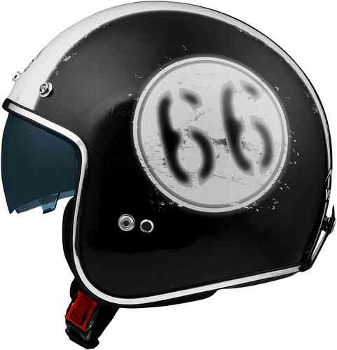 Vemar Chopper 66 Jet Helm
