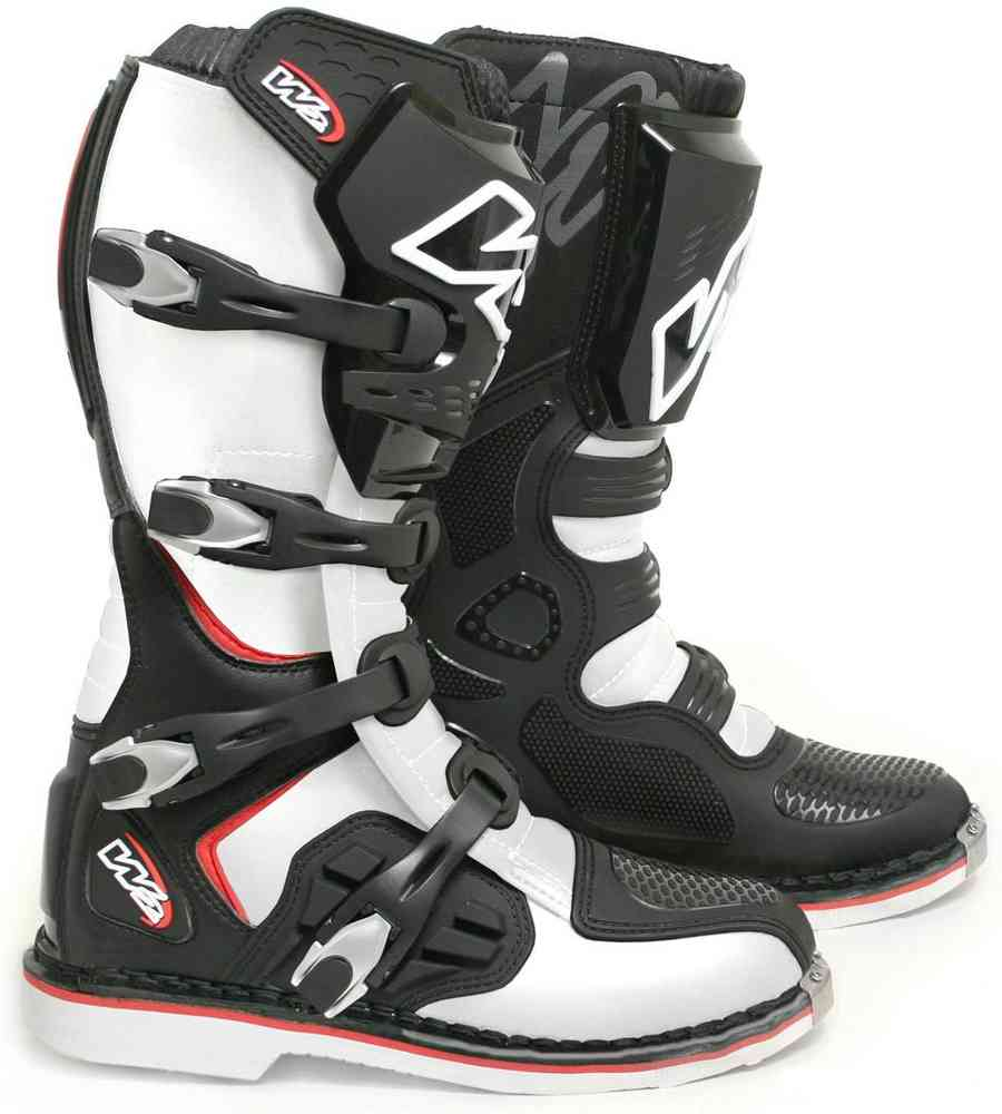 W2 E-MX9 MX Cross Botas de moto