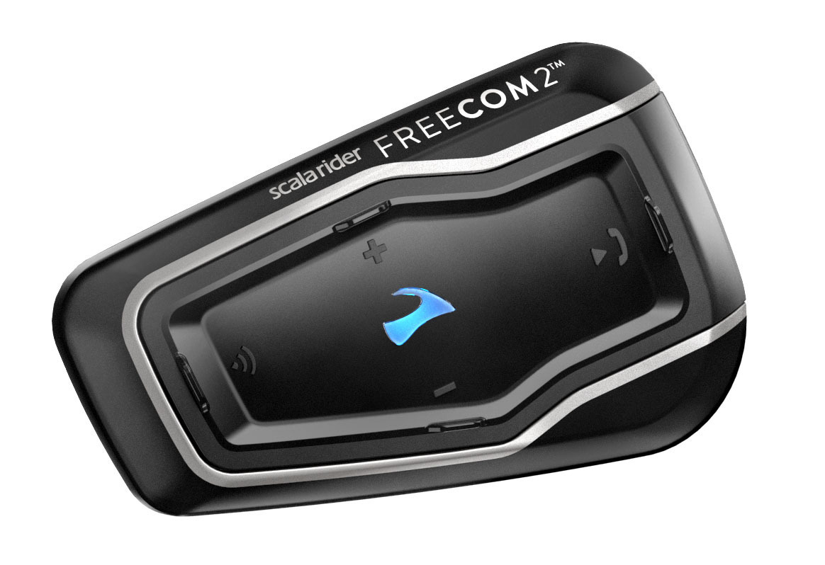 Cardo Scala Rider Freecom 2 Duo Communication System Double Pack