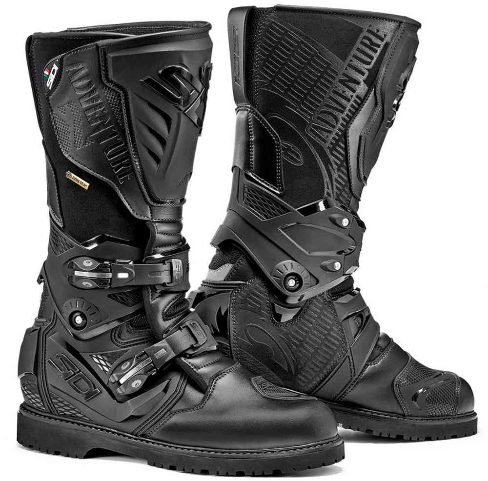 3ac6877fb Sidi Adventure 2 Gore-Tex Motorcycle Boots - buy cheap ▷ FC-Moto