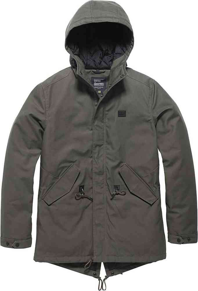 Vintage Industries Wallbrook Parka Giacca