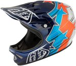 Troy Lee Designs D2 Fusion Cykelhjälm
