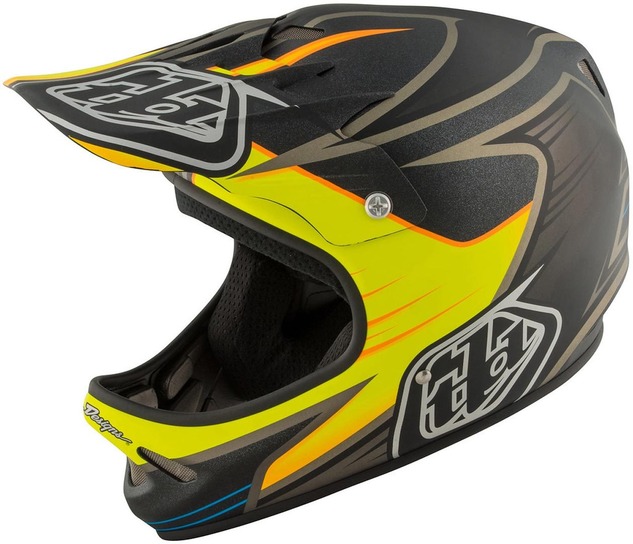 Troy Lee Designs D2 Pulse Fahrradhelm 139189205
