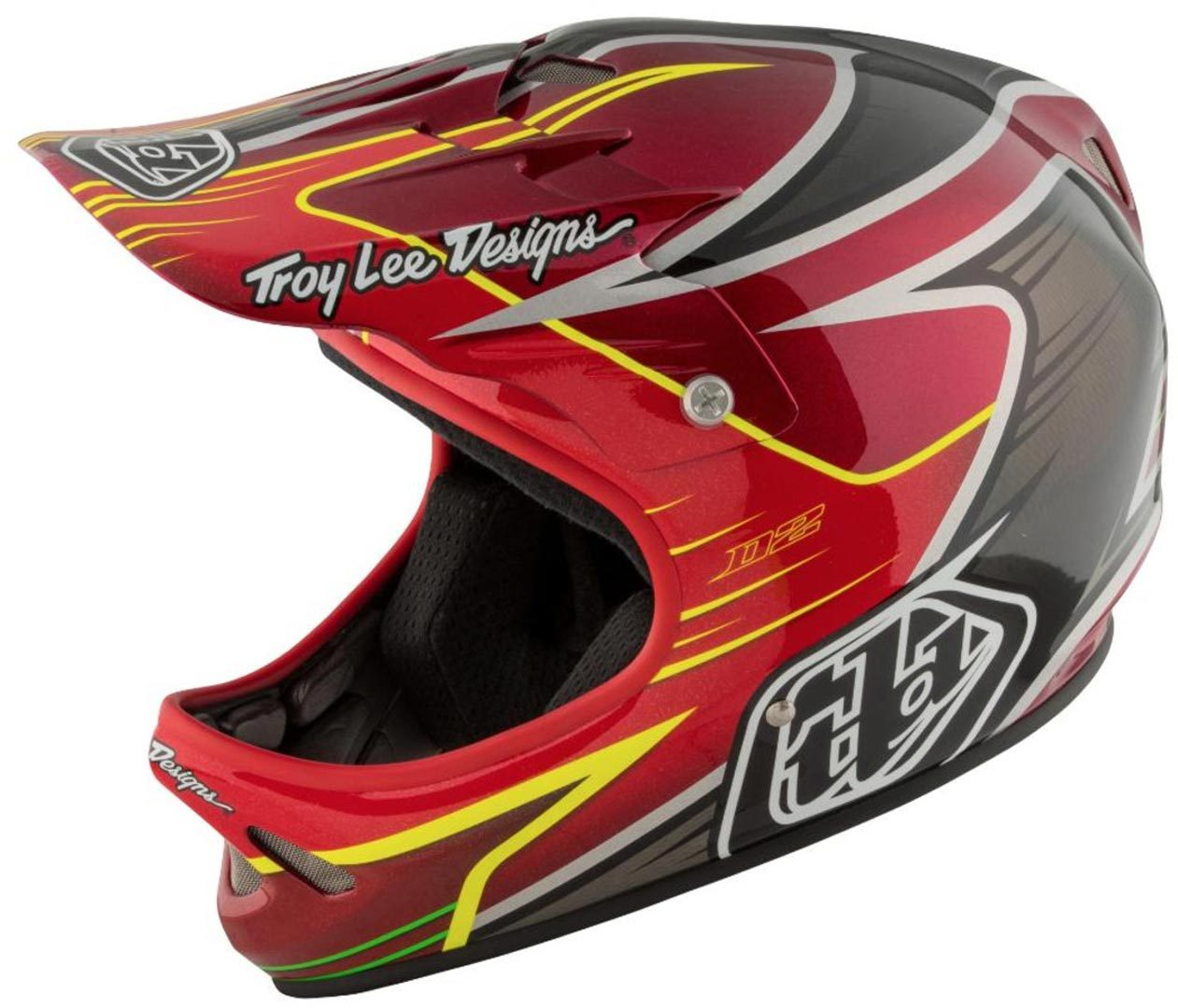 Troy Lee Designs D2 Pulse Fahrradhelm 139189401