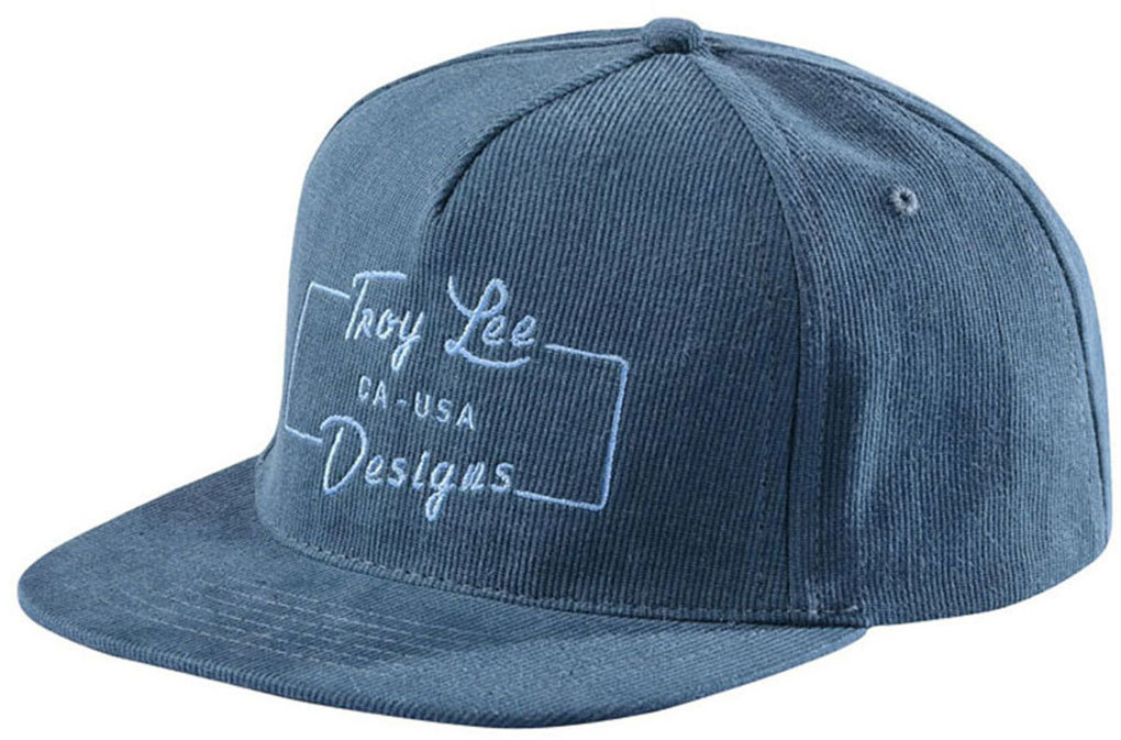 Image of Troy Lee Designs All American Cappello, blu