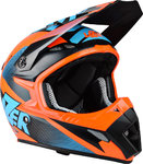 Lazer MX8 X-Team Pure Carbon Casco cruzado