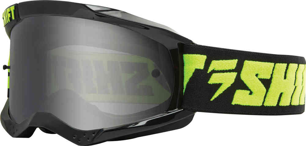 Shift WHIT3 Unverspiegelte Motocross Brille