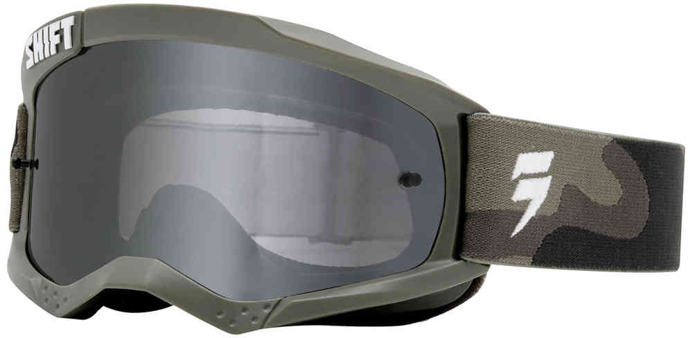 Shift WHIT3 Verspiegelte Motocross Brille