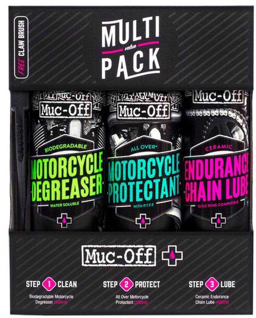 Muc-Off Multi Value Reinigungsset