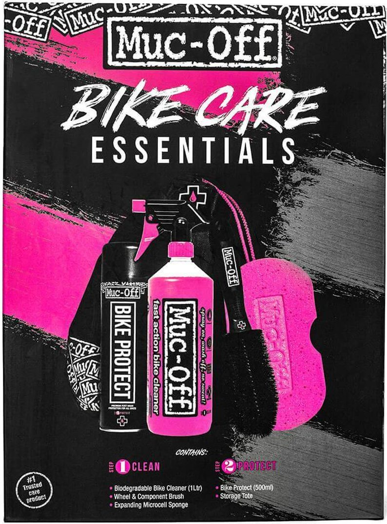 Muc-Off Bike Care Essentials Reinigungsset