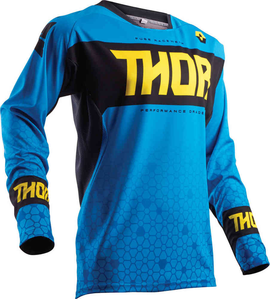 NEW THOR S8 Fuse Bion Jersey