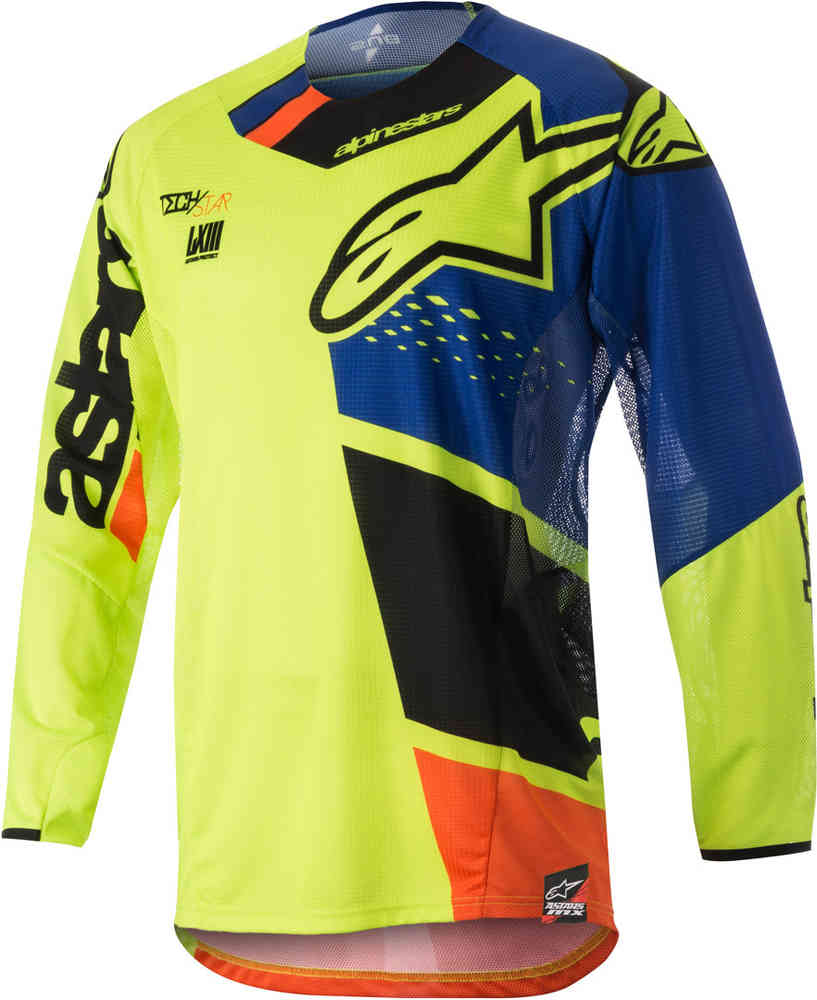 646c557323cba8 Alpinestars Techstar Factory 2018 Motocross Jersey - buy cheap ▷ FC ...