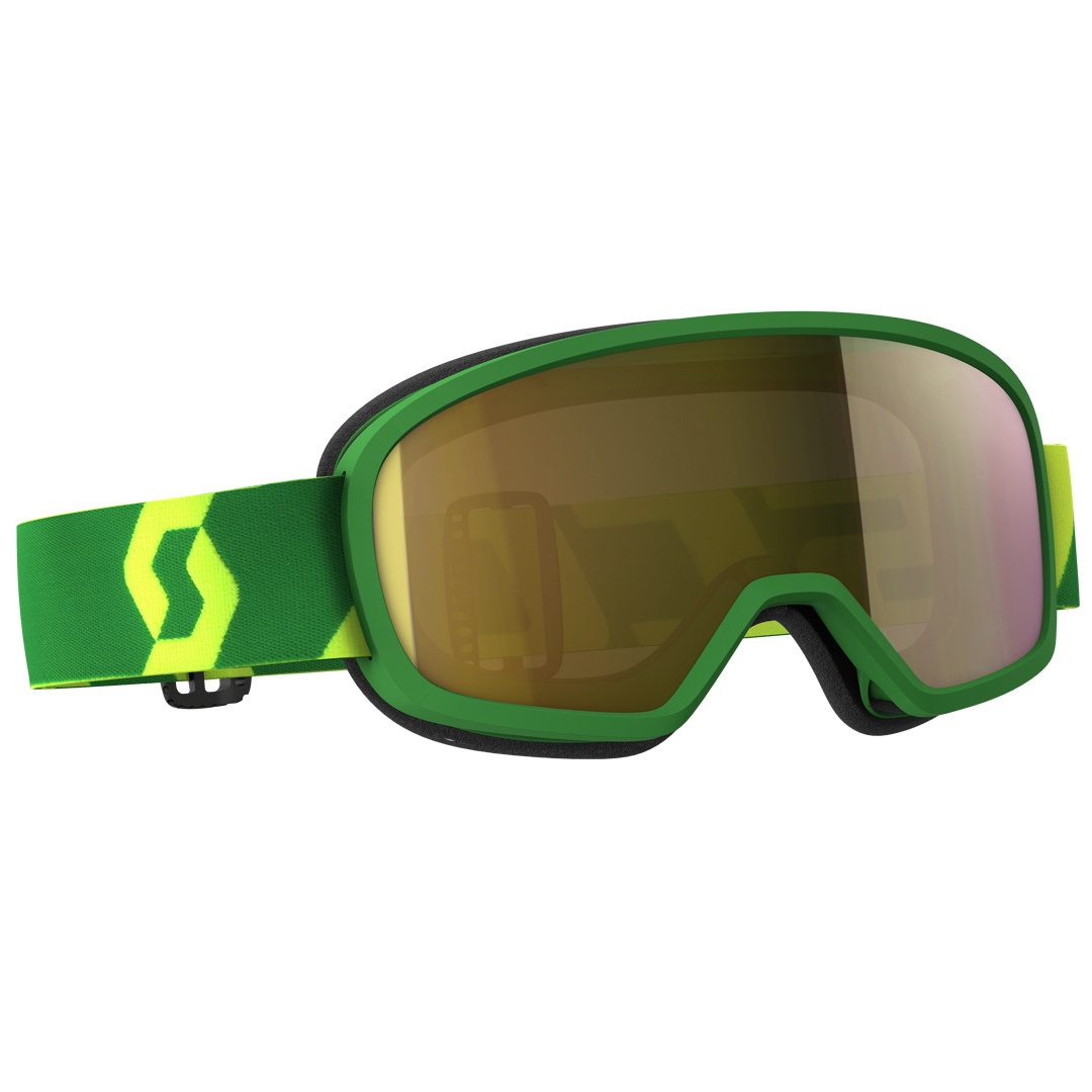 Scott Buzz MX Pro Motocross Kinderbrille 2626021412324