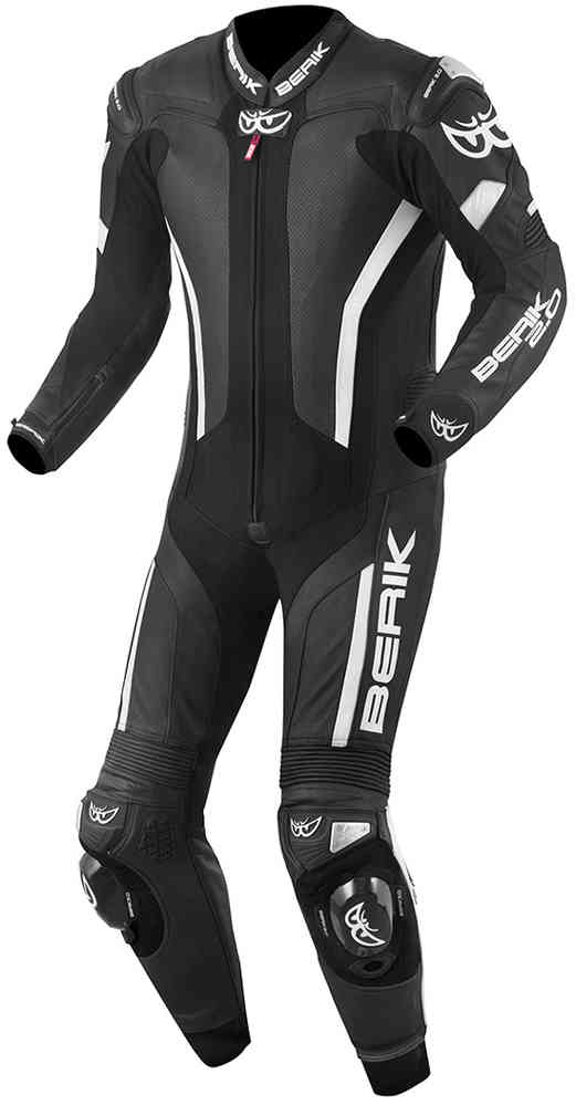 Berik Losail One Piece Motorcycle Leather Suit