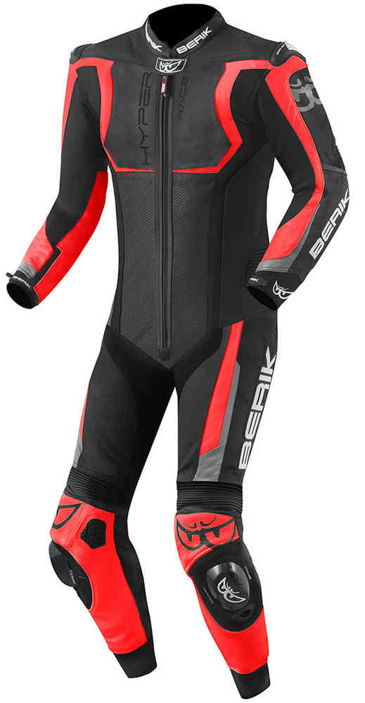 Berik Misano One Piece Motorcycle Leather Suit