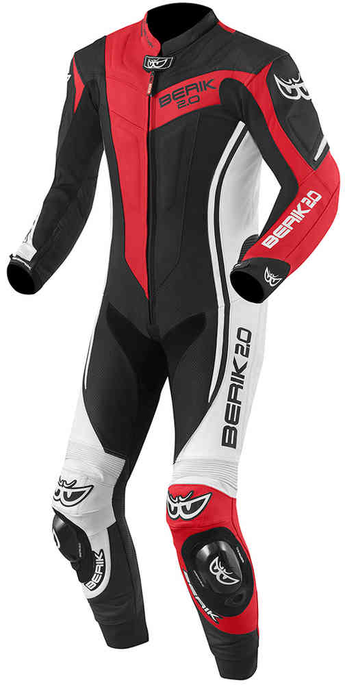 Berik Metric Evo One Piece Motorcycle Leather Suit