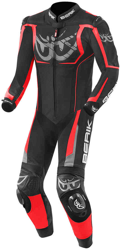 Berik NexG One Piece Motorcycle Leather Suit