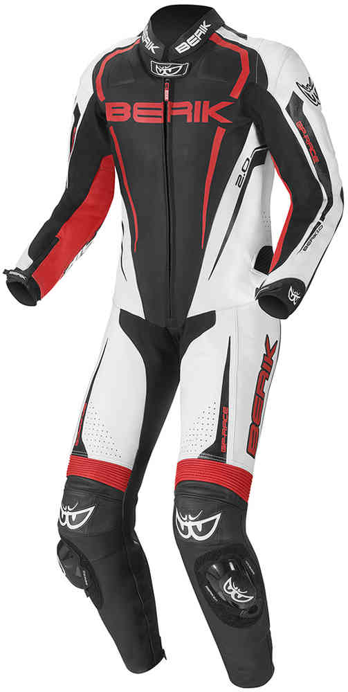 Berik Race-X One Piece Motorcycle Leather Suit