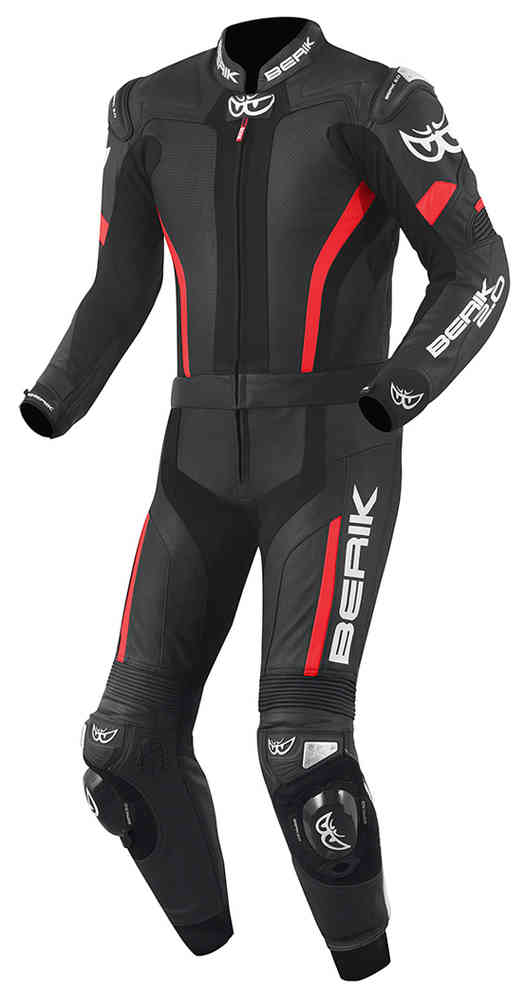Berik Losail Two Piece Motorcycle Leather Suit