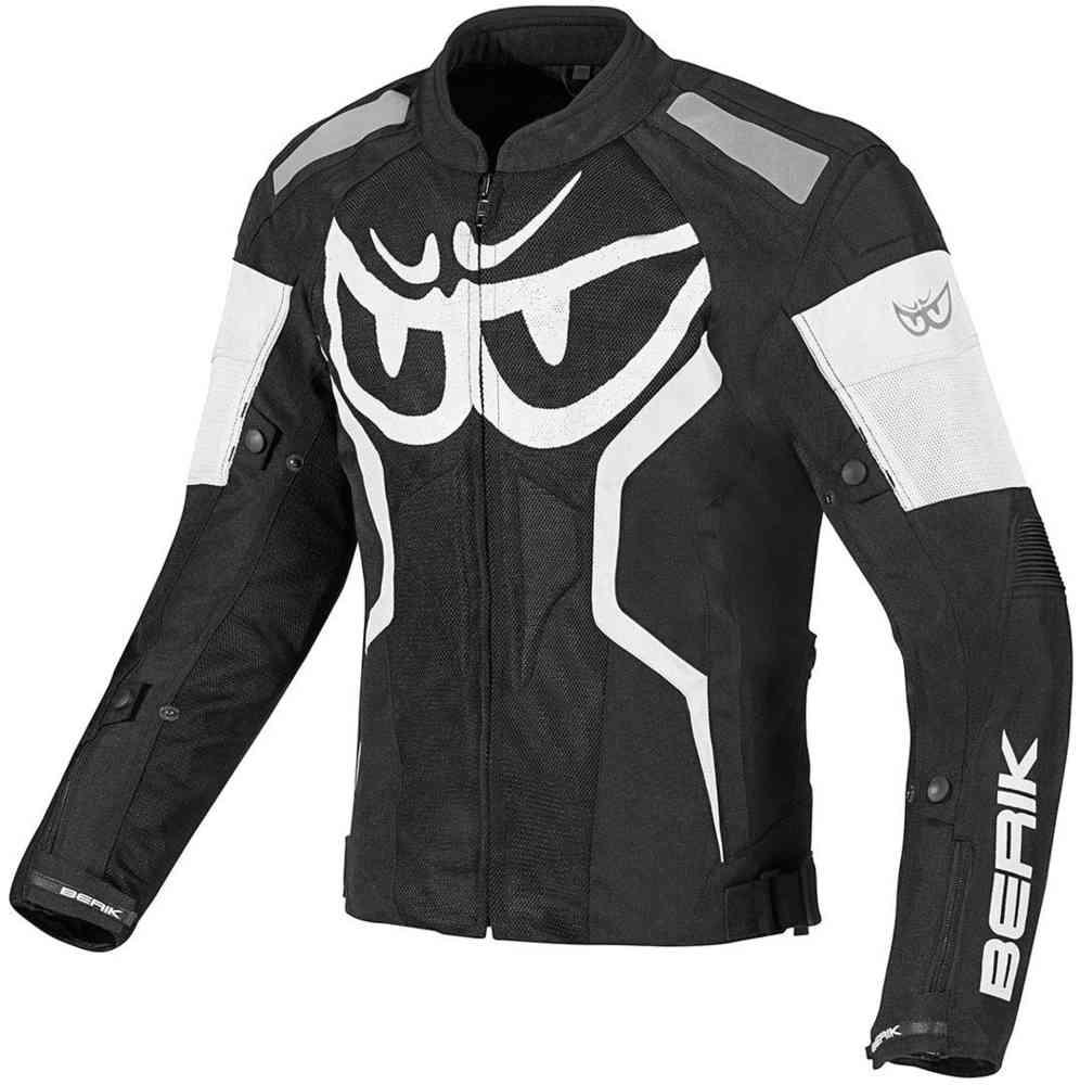 Berik Black-X Veste imperm/éable pour moto