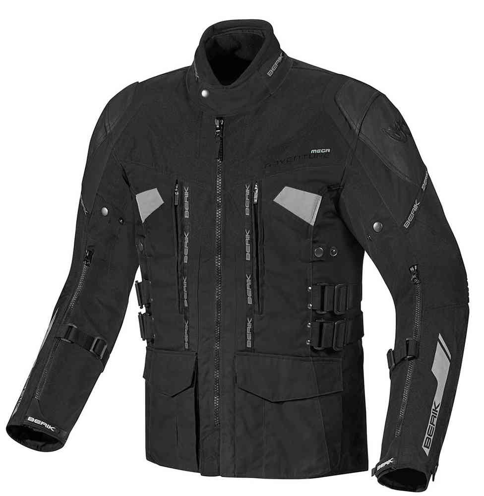 Berik Striker Motorcycle Textile Jacket