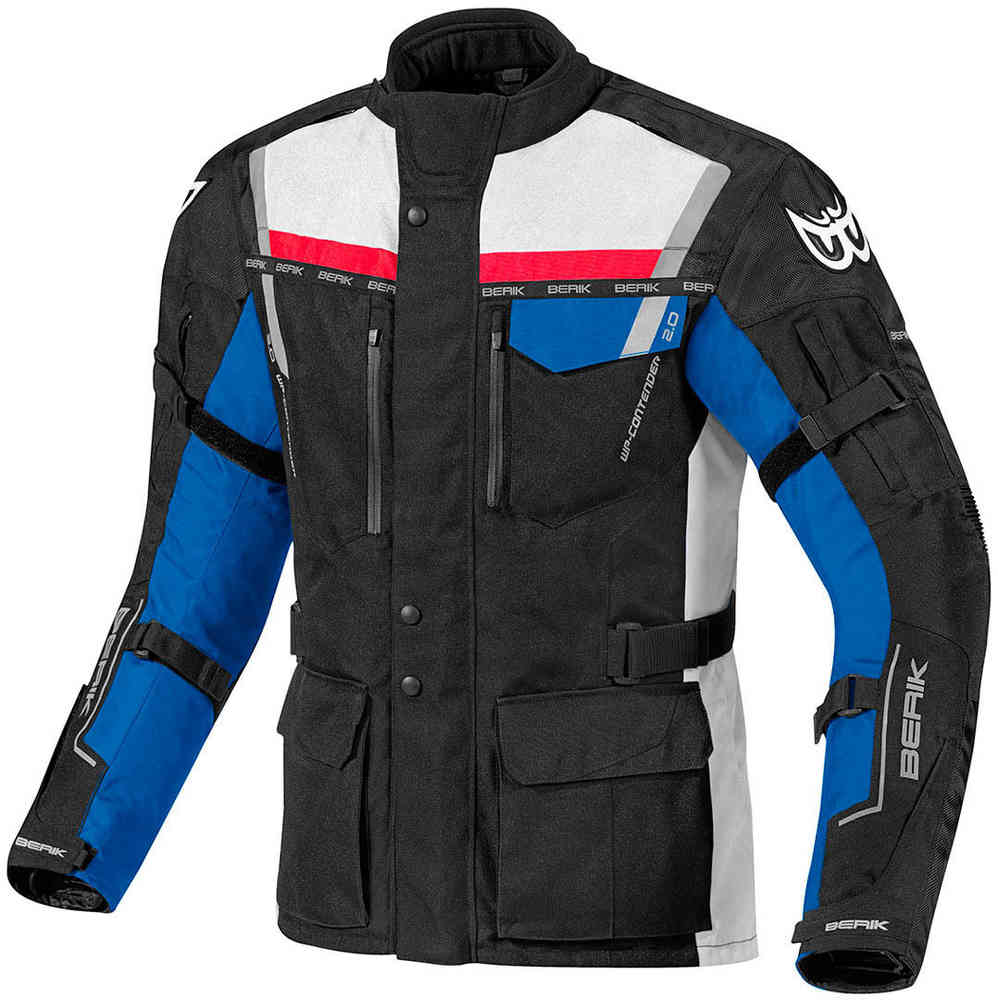 Berik Torino Waterproof Motorcycle Textile Jacket - buy cheap ▷ FC-Moto 7f6095339b