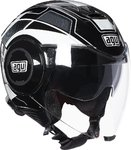 AGV City Fluid Soho Jet hjälm