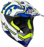 AGV AX-8 Evo Ranch Motocross hjelm