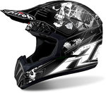 Airoh Switch Scary Motocross Helm