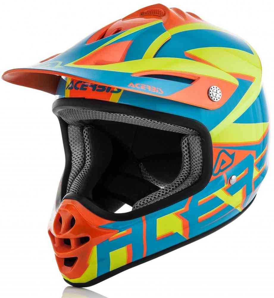 Acerbis Impact Junior Kinder Motocross Helm 2018
