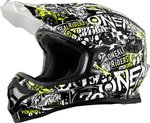 O´Neal 3Series Attack Capacete