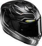 HJC RPHA 70 Black Panther Marvel Helm