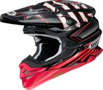 Shoei VFX-WR Grant 3 Motocross Helm