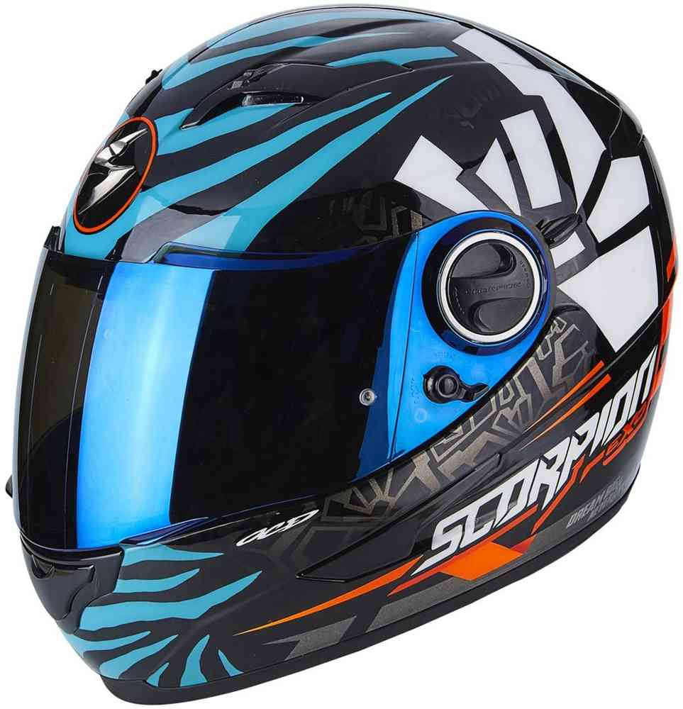 dbdd99e5 Scorpion Exo 490 Rok Bagoros Helmet - buy cheap ▷ FC-Moto