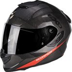 Scorpion EXO 1400 Air Pure Carbon Helm