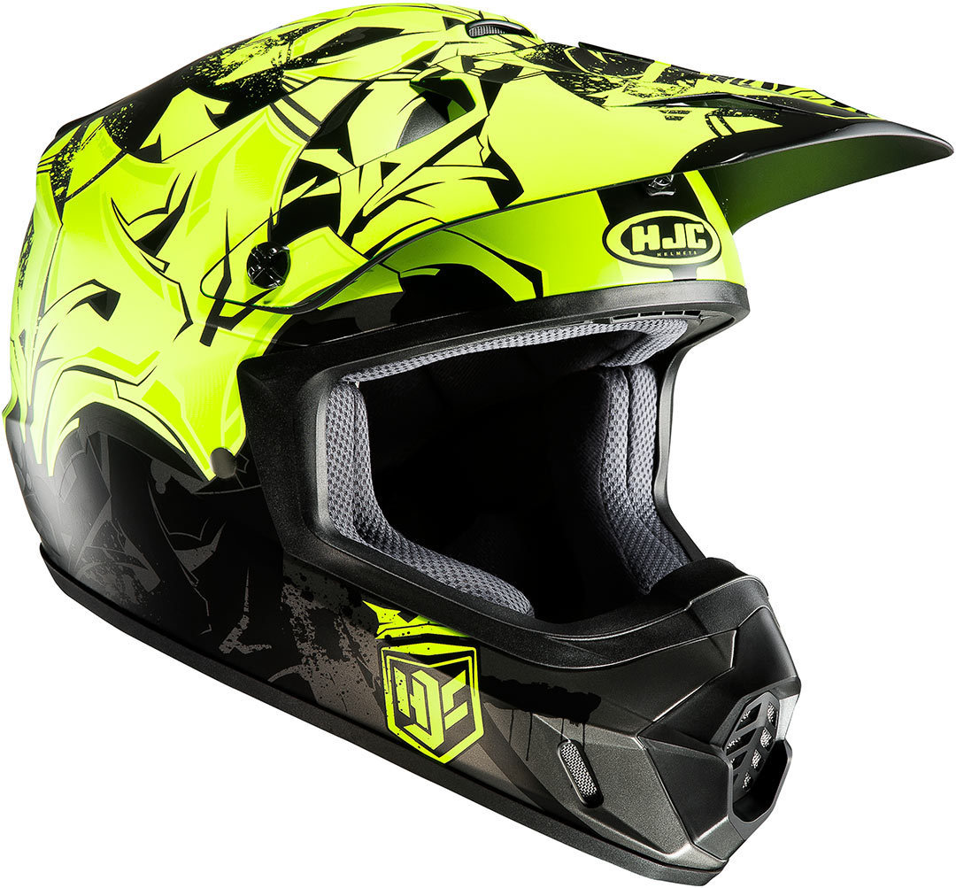 HJC CS-MX II Graffed Motocross Helm 17717407