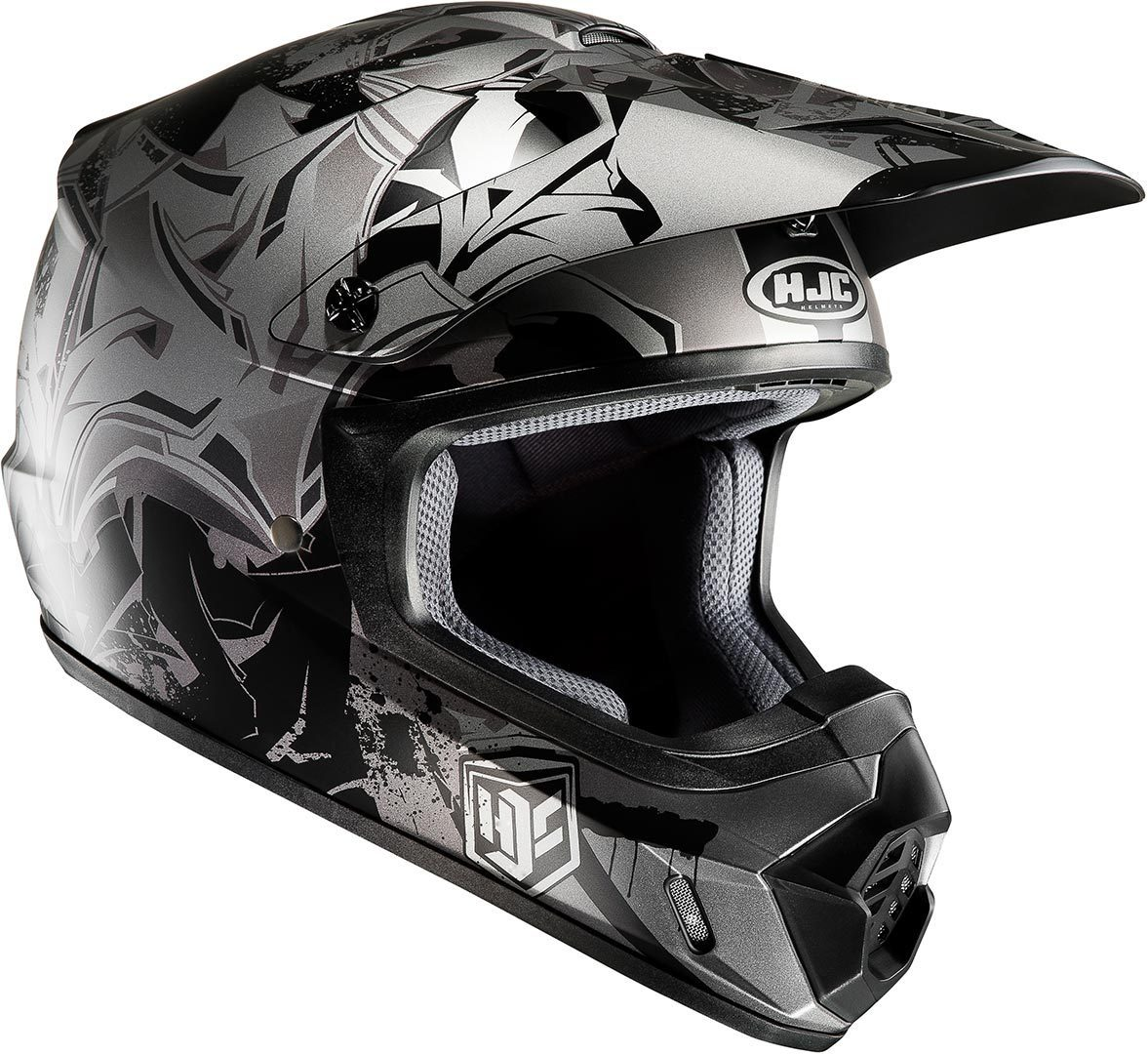 HJC CS-MX II Graffed Motocross Helm 17717506