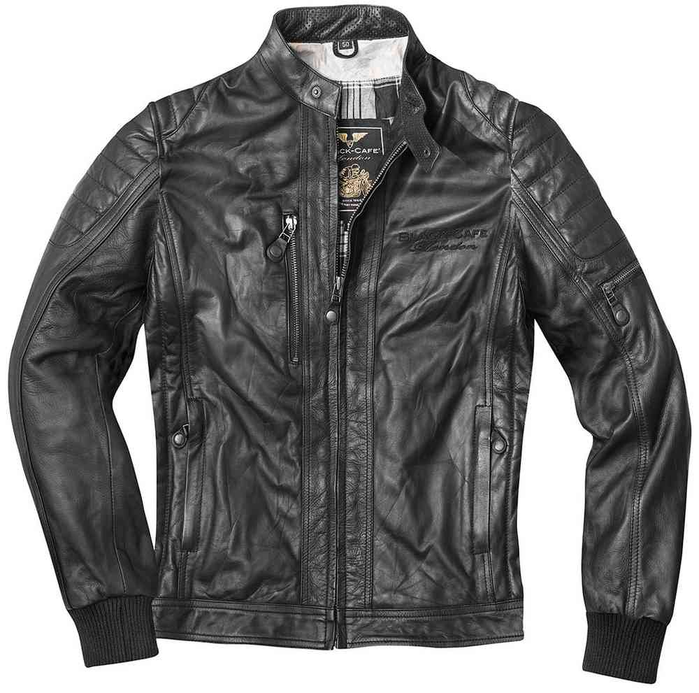 Black-Cafe London Detroit Lederjacke